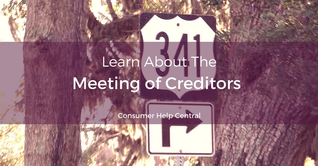 meeting of creditors basics